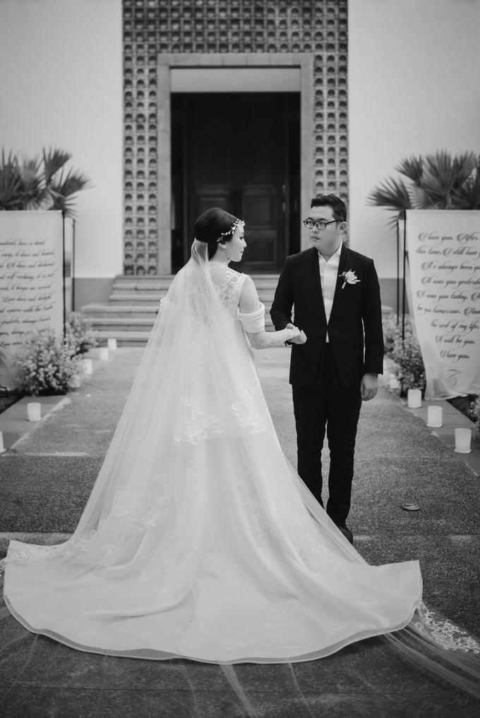 The Wedding of Samuel and Tabita by Delapan Bali Event & Wedding - 012