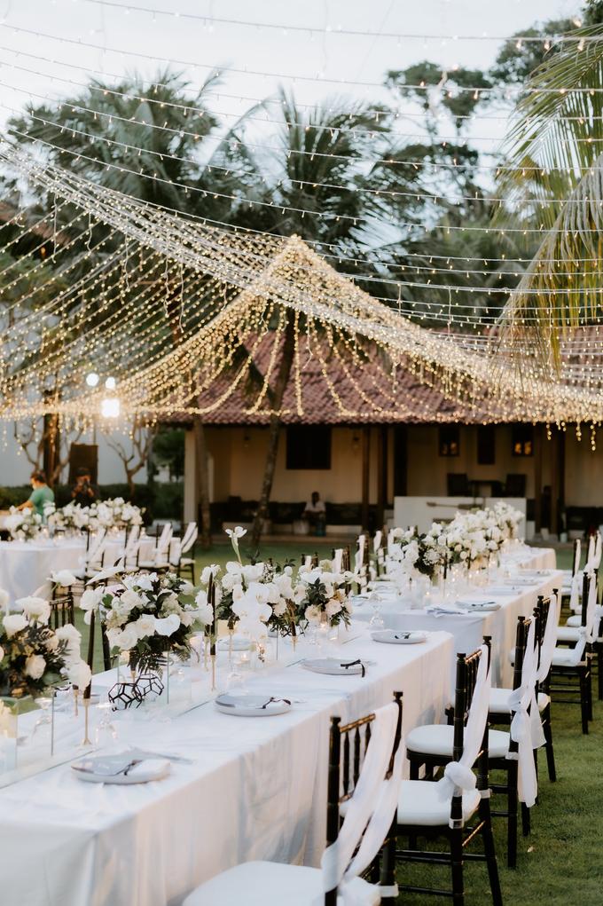 The Wedding of Samuel and Tabita by Delapan Bali Event & Wedding - 014