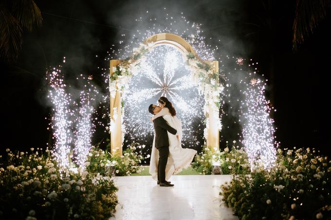 The Wedding of Samuel and Tabita by Delapan Bali Event & Wedding - 016