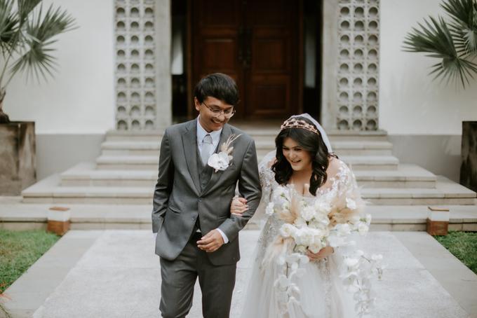 The Wedding of Prika and Bianda by Delapan Bali Event & Wedding - 004