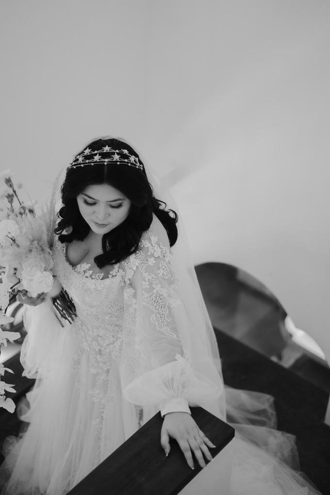 The Wedding of Prika and Bianda by Delapan Bali Event & Wedding - 003
