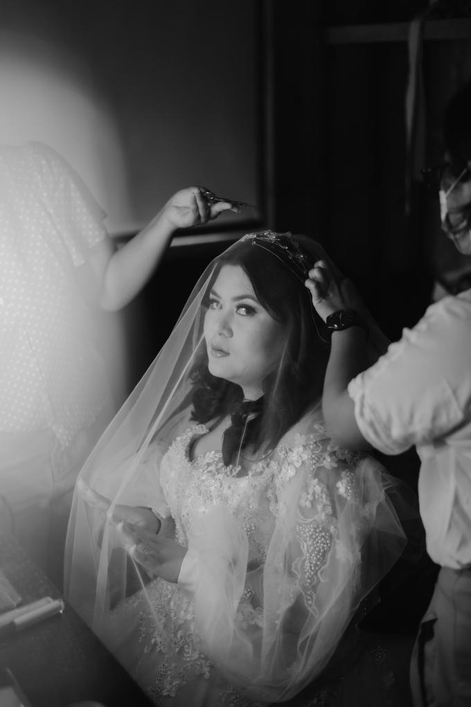 The Wedding of Prika and Bianda by Delapan Bali Event & Wedding - 001