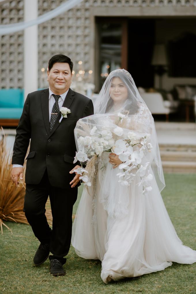 The Wedding of Prika and Bianda by Delapan Bali Event & Wedding - 009