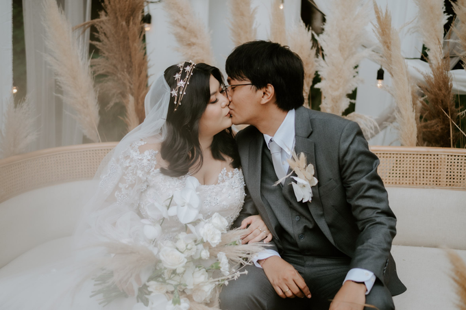 The Wedding of Prika and Bianda by Delapan Bali Event & Wedding - 014