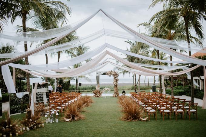 The Wedding of Prika and Bianda by Delapan Bali Event & Wedding - 005