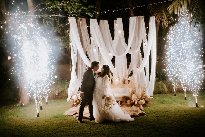 The Wedding of Prika and Bianda by Delapan Bali Event & Wedding - 016