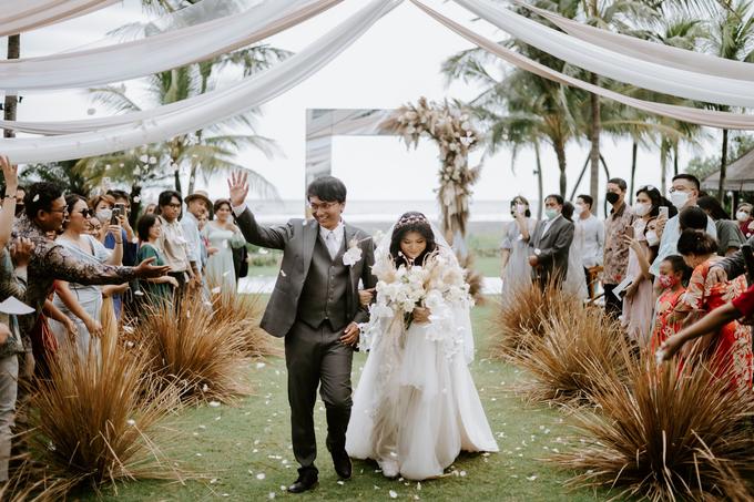 The Wedding of Prika and Bianda by Delapan Bali Event & Wedding - 018