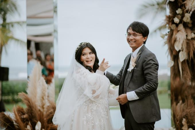 The Wedding of Prika and Bianda by Delapan Bali Event & Wedding - 017