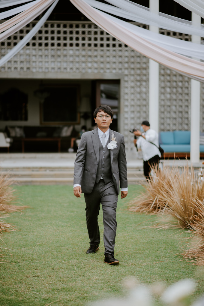 The Wedding of Prika and Bianda by Delapan Bali Event & Wedding - 007
