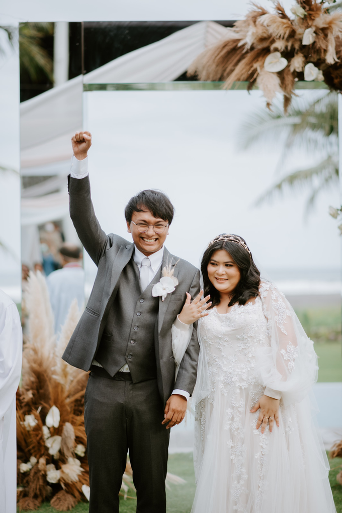 The Wedding of Prika and Bianda by Delapan Bali Event & Wedding - 011