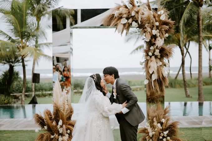The Wedding of Prika and Bianda by Delapan Bali Event & Wedding - 012