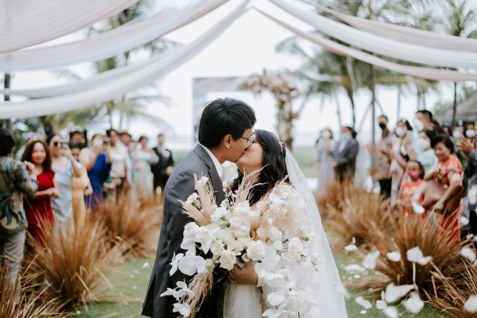 The Wedding of Prika and Bianda by Delapan Bali Event & Wedding - 013