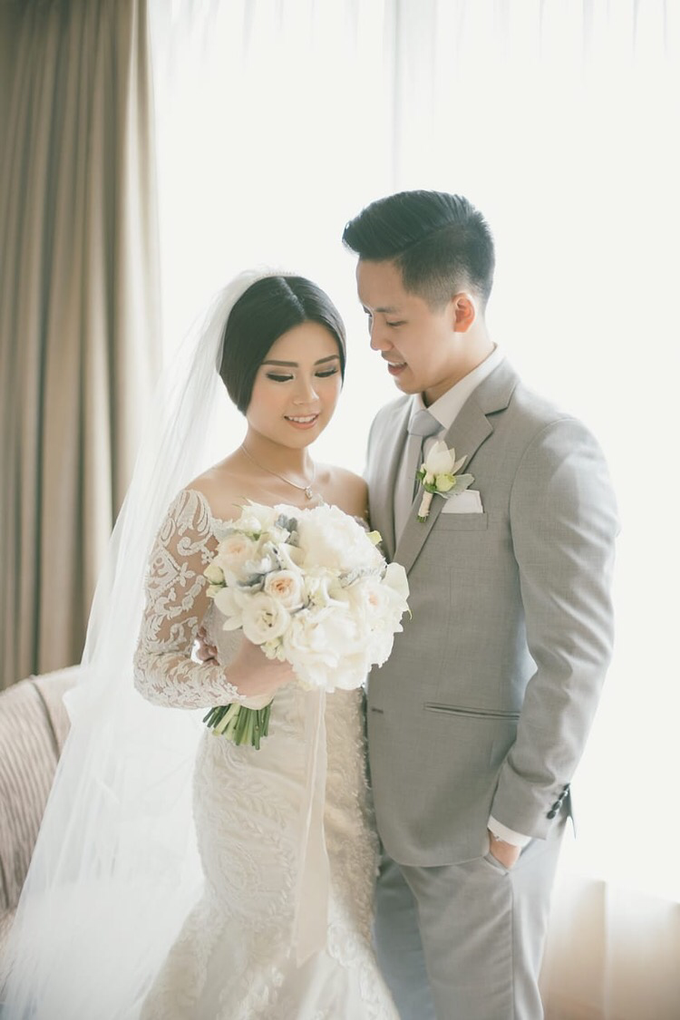 Wedding of Nicholas & Monica (JW Marriott) by JW Marriott Hotel Jakarta - 002