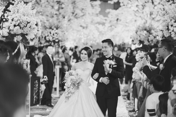 Wedding of Nicholas & Monica (JW Marriott) by JW Marriott Hotel Jakarta - 003