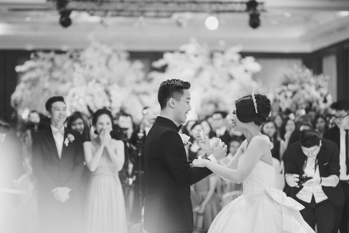 Wedding of Nicholas & Monica (JW Marriott) by JW Marriott Hotel Jakarta - 001