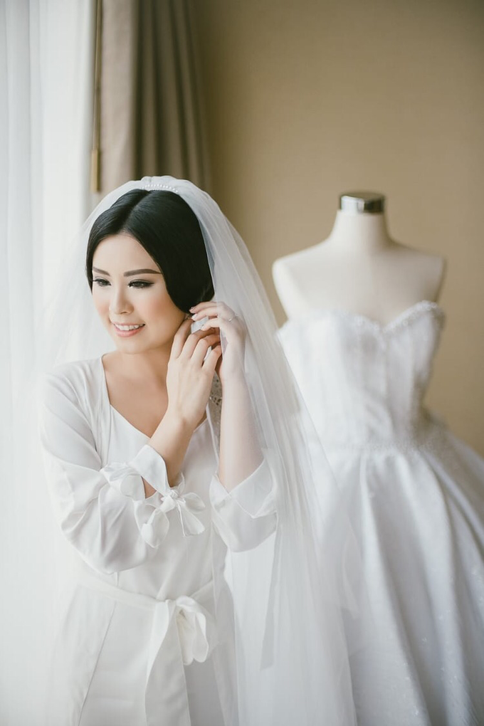 Wedding of Nicholas & Monica (JW Marriott) by JW Marriott Hotel Jakarta - 007
