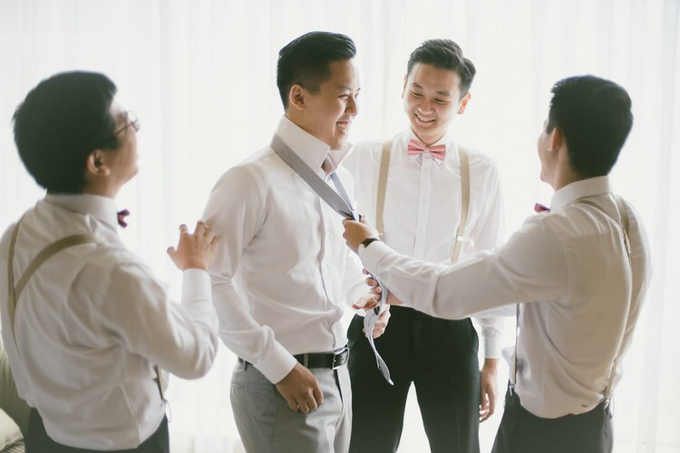 Wedding of Nicholas & Monica (JW Marriott) by JW Marriott Hotel Jakarta - 008