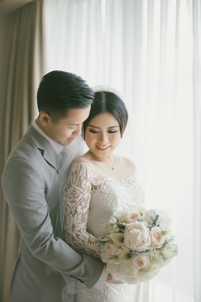 Wedding of Nicholas & Monica (JW Marriott) by JW Marriott Hotel Jakarta - 012