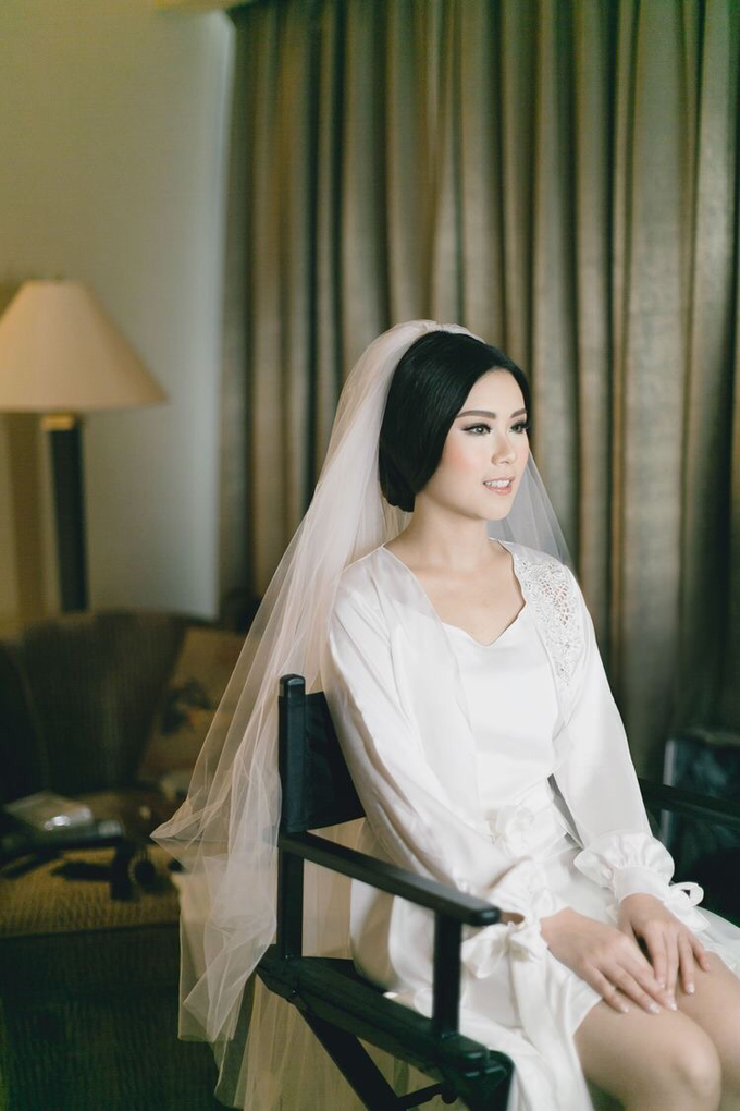 Wedding of Nicholas & Monica (JW Marriott) by JW Marriott Hotel Jakarta - 015