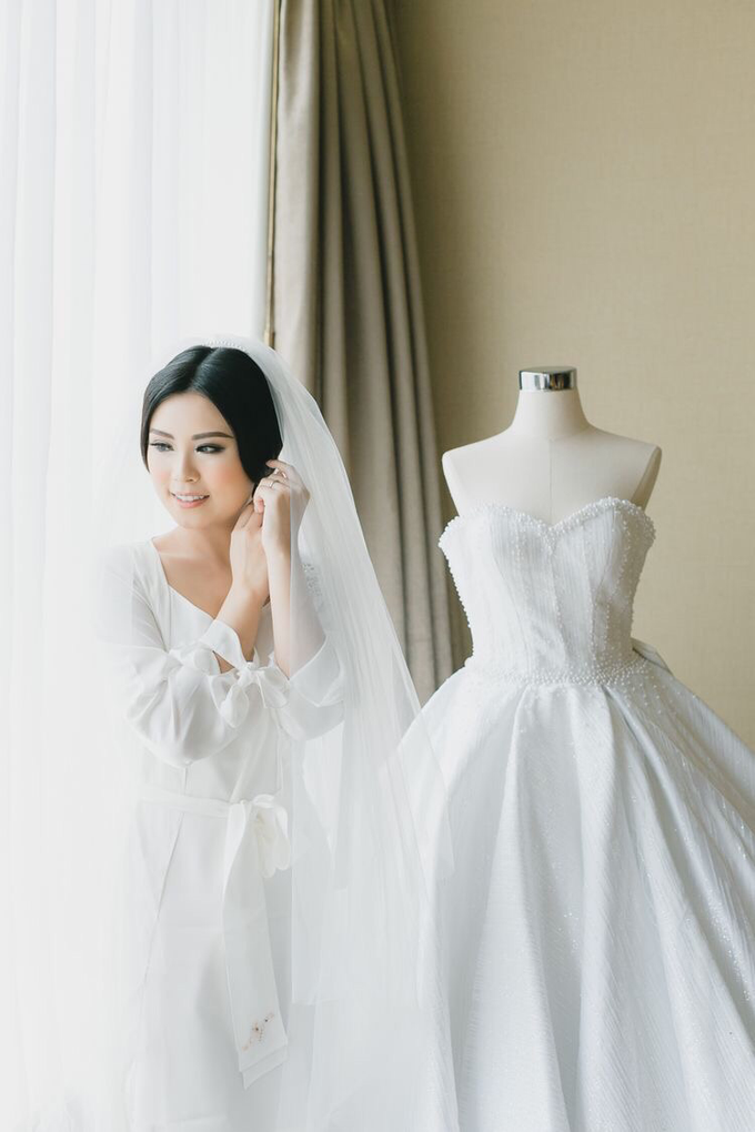 Wedding of Nicholas & Monica (JW Marriott) by JW Marriott Hotel Jakarta - 020