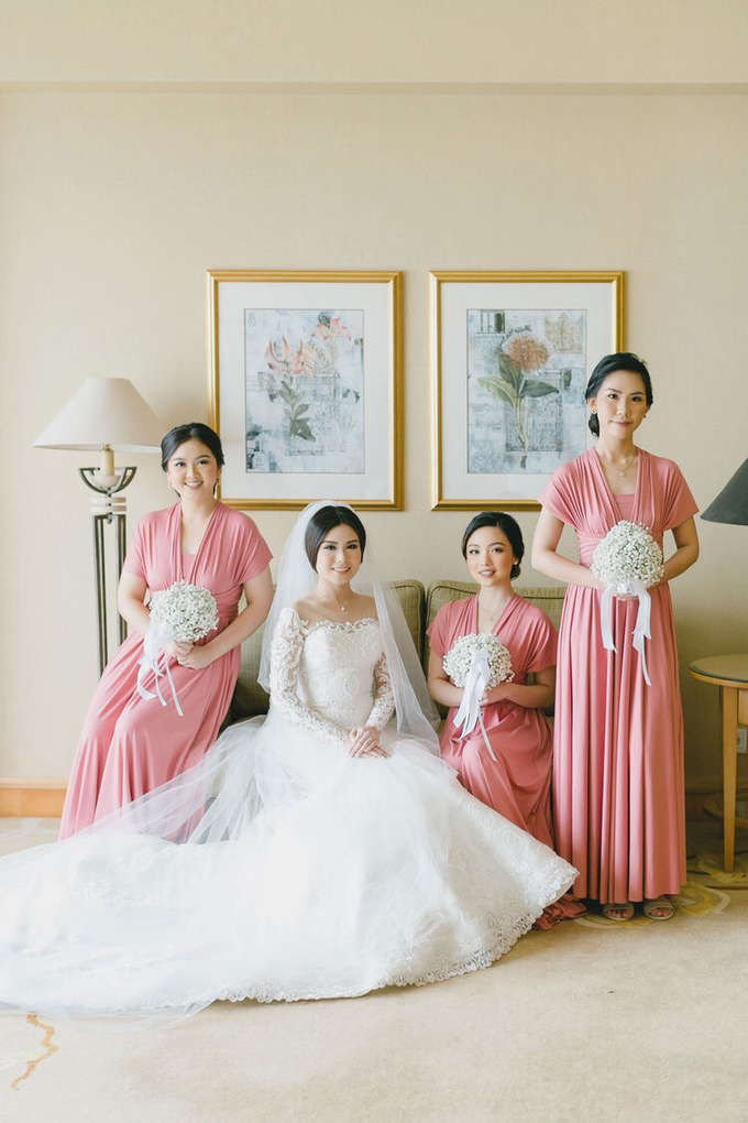 Wedding of Nicholas & Monica (JW Marriott) by JW Marriott Hotel Jakarta - 021
