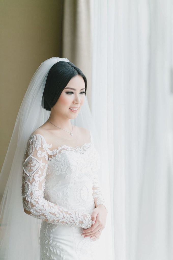 Wedding of Nicholas & Monica (JW Marriott) by JW Marriott Hotel Jakarta - 025