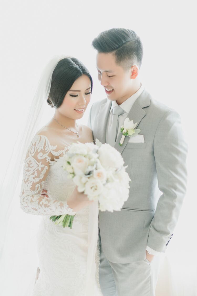 Wedding of Nicholas & Monica (JW Marriott) by JW Marriott Hotel Jakarta - 034