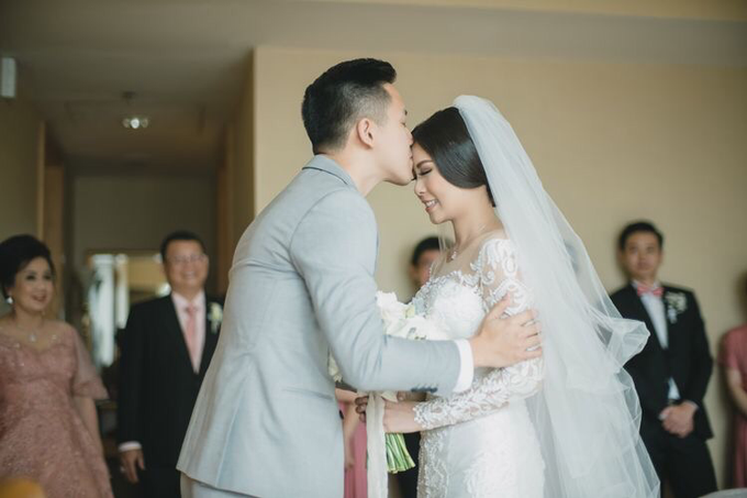 Wedding of Nicholas & Monica (JW Marriott) by JW Marriott Hotel Jakarta - 038