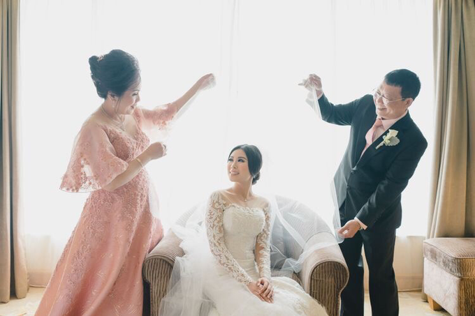 Wedding of Nicholas & Monica (JW Marriott) by JW Marriott Hotel Jakarta - 042