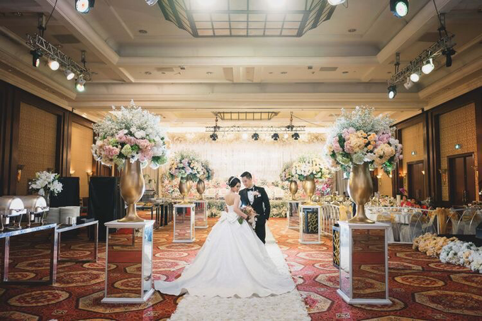 Wedding of Nicholas & Monica (JW Marriott) by JW Marriott Hotel Jakarta - 047
