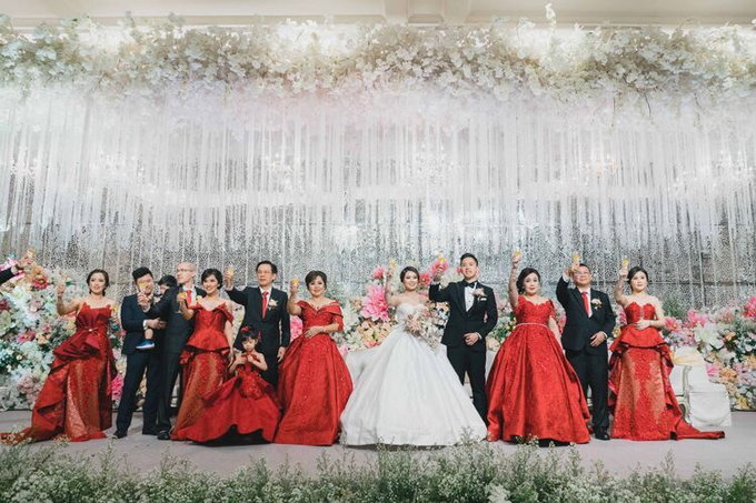 Wedding of Nicholas & Monica (JW Marriott) by JW Marriott Hotel Jakarta - 049