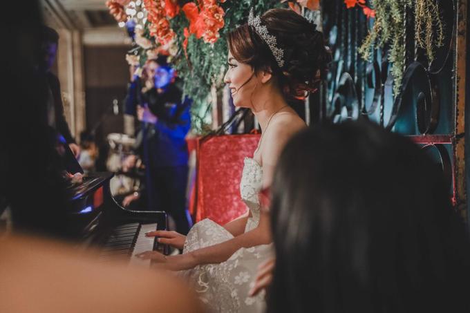 Wedding of Indra & Elaine (Kempinski) by Hotel Indonesia Kempinski Jakarta - 003