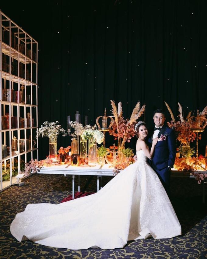 Wedding of Indra & Elaine (Kempinski) by DONNY LIEM The Make Up Art - 001