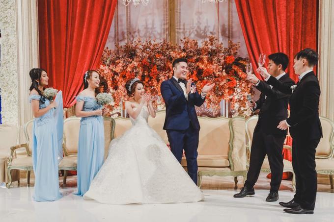 Wedding of Indra & Elaine (Kempinski) by Hotel Indonesia Kempinski Jakarta - 002