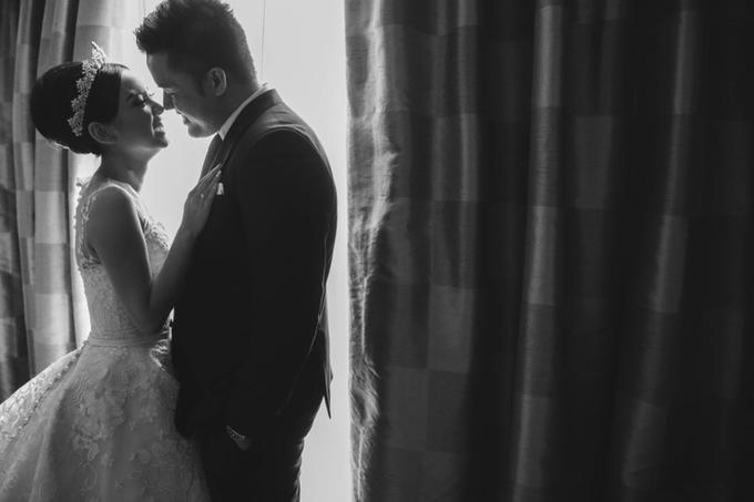 Wedding of Indra & Elaine (Kempinski) by Hotel Indonesia Kempinski Jakarta - 009