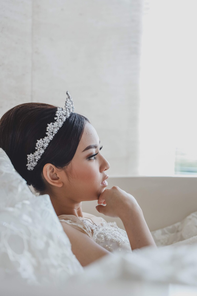 Wedding of Indra & Elaine (Kempinski) by Hotel Indonesia Kempinski Jakarta - 011