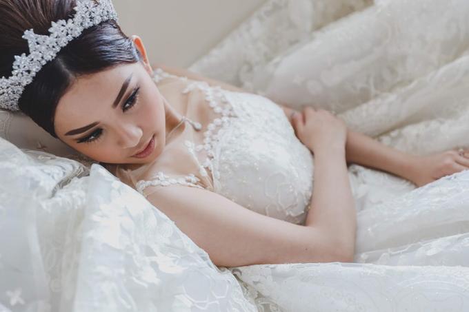 Wedding of Indra & Elaine (Kempinski) by Hotel Indonesia Kempinski Jakarta - 012