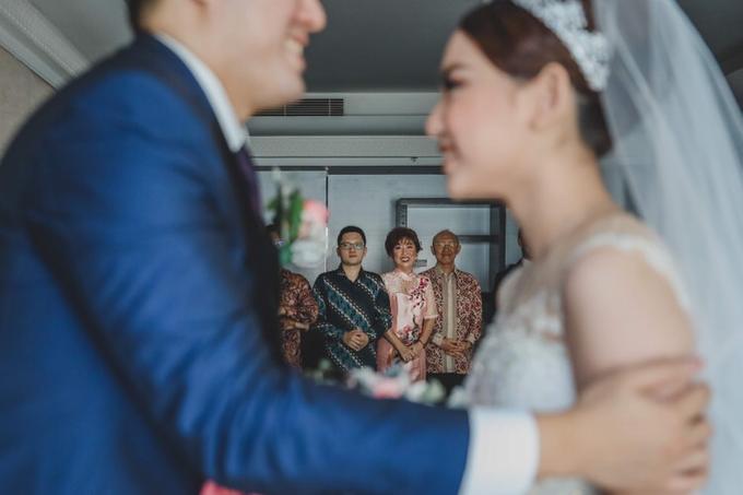 Wedding of Indra & Elaine (Kempinski) by Hotel Indonesia Kempinski Jakarta - 014