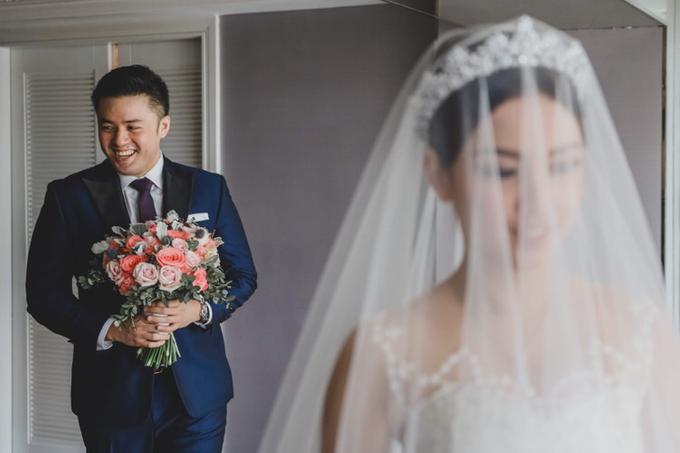 Wedding of Indra & Elaine (Kempinski) by Hotel Indonesia Kempinski Jakarta - 016