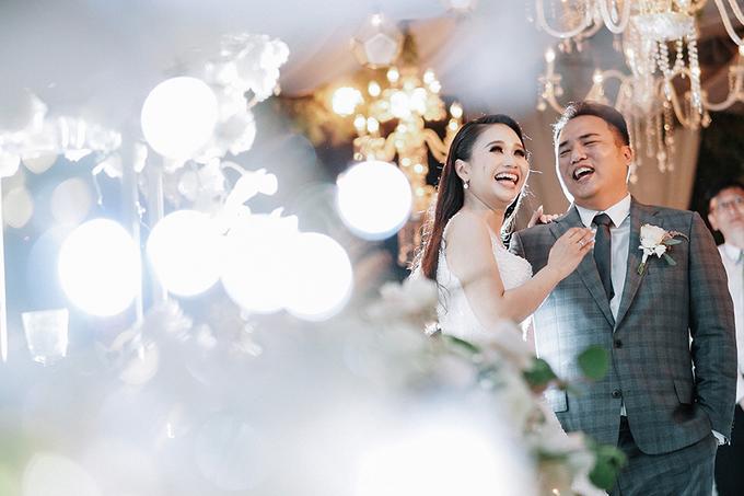 Wedding of Daniel & Emmilia (Ritz Carlton Bali) by Hian Tjen - 001