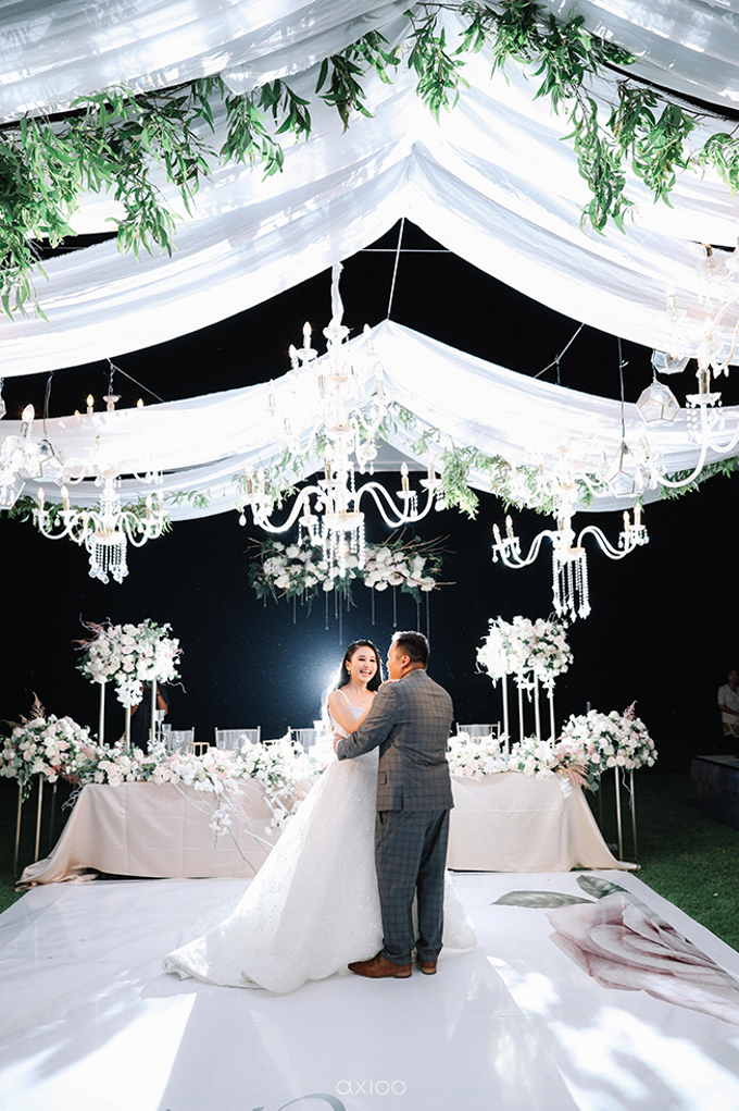 Wedding of Daniel & Emmilia (Ritz Carlton Bali) by Hian Tjen - 002