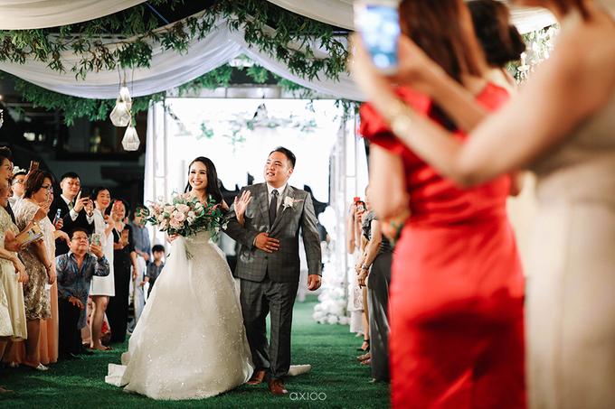 Wedding of Daniel & Emmilia (Ritz Carlton Bali) by Hian Tjen - 007