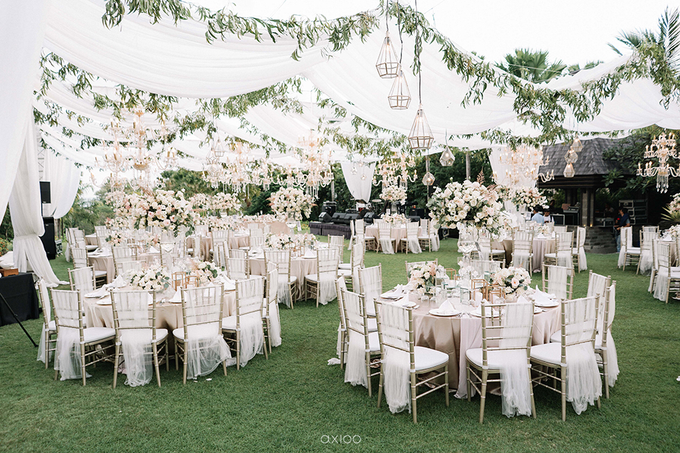 Wedding of Daniel & Emmilia (Ritz Carlton Bali) by Hian Tjen - 012