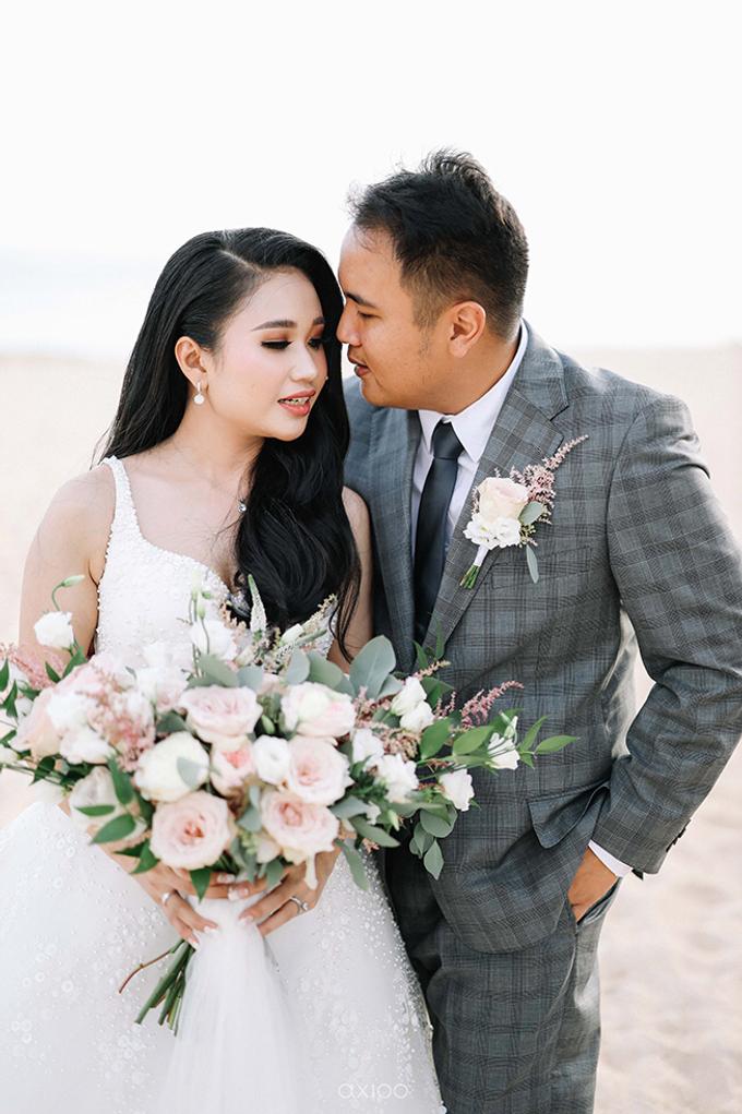 Wedding of Daniel & Emmilia (Ritz Carlton Bali) by Hian Tjen - 017