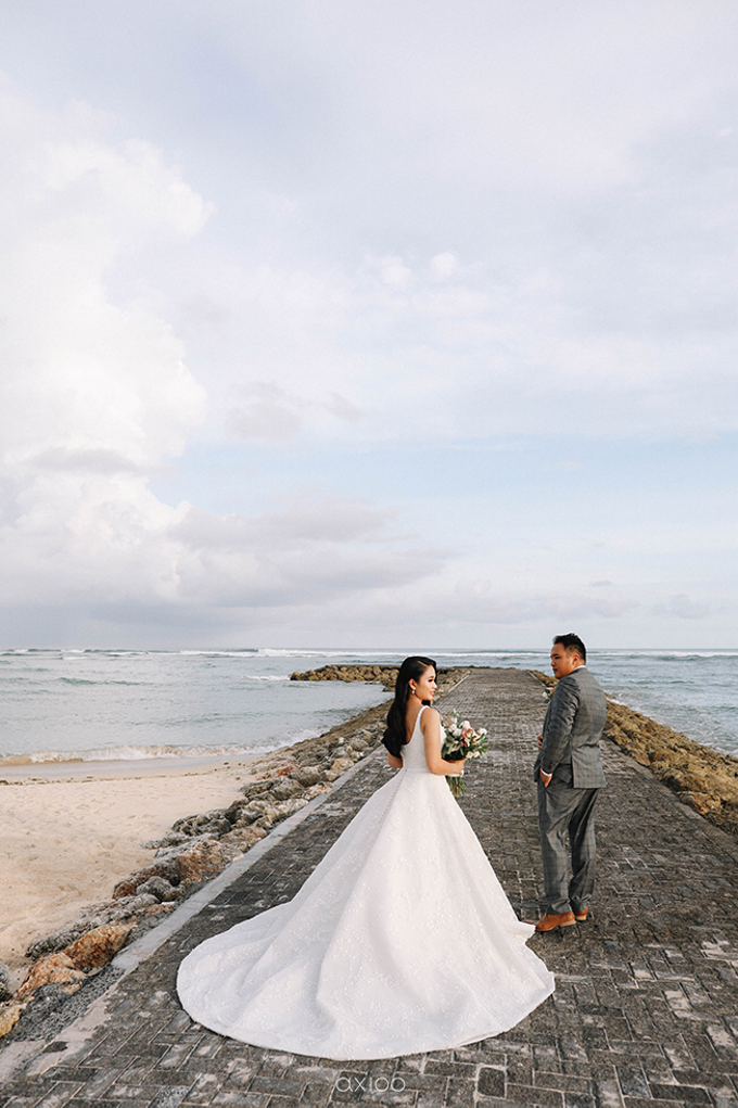Wedding of Daniel & Emmilia (Ritz Carlton Bali) by Hian Tjen - 016