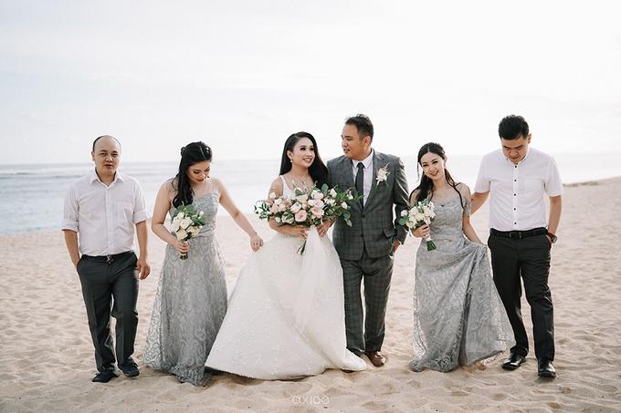 Wedding of Daniel & Emmilia (Ritz Carlton Bali) by Hian Tjen - 018