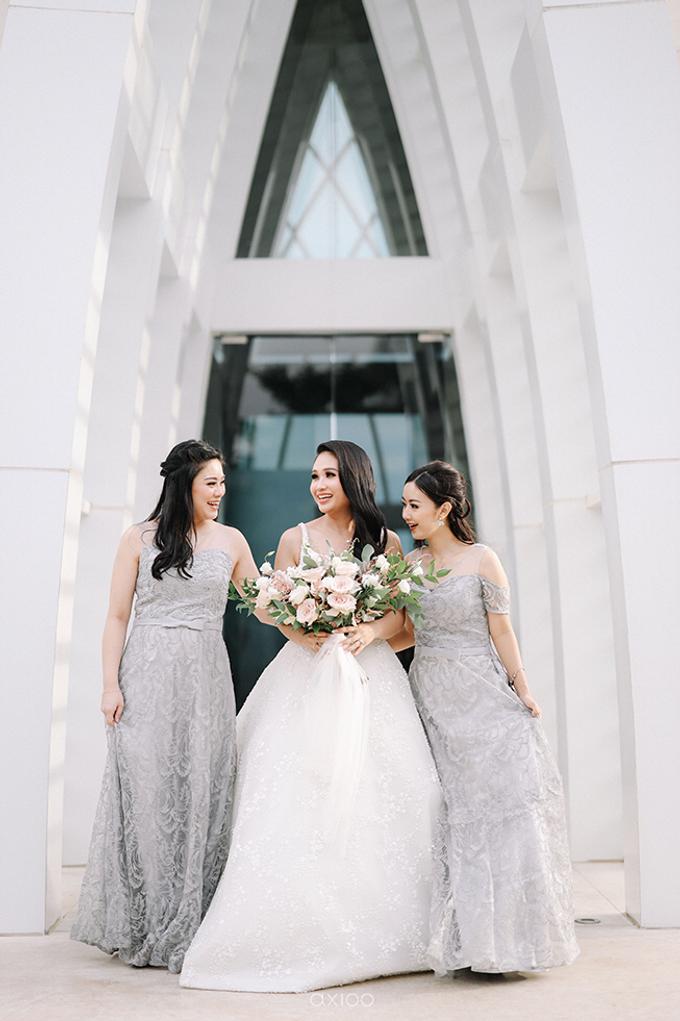 Wedding of Daniel & Emmilia (Ritz Carlton Bali) by Hian Tjen - 019