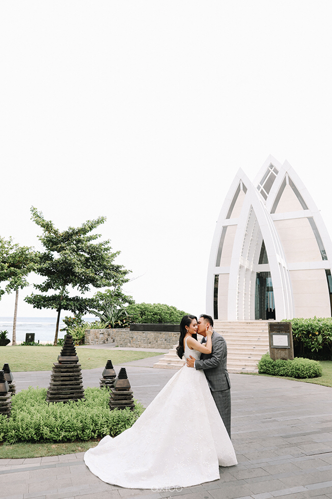 Wedding of Daniel & Emmilia (Ritz Carlton Bali) by Hian Tjen - 021