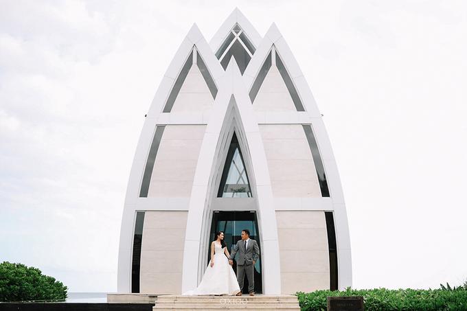 Wedding of Daniel & Emmilia (Ritz Carlton Bali) by Hian Tjen - 026