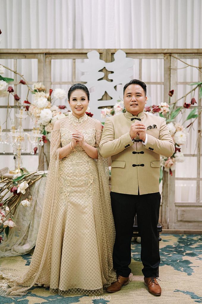 Wedding of Daniel & Emmilia (Ritz Carlton Bali) by Hian Tjen - 027